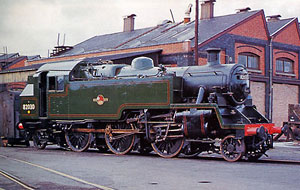 82030 Swindon Works